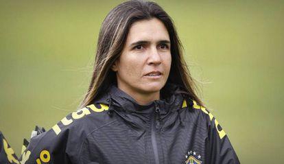 Emily Lima foi demitida da seleção nesta sexta-feira.