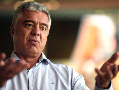 O senador eleito Major Olímpio (PSL), em Brasília.