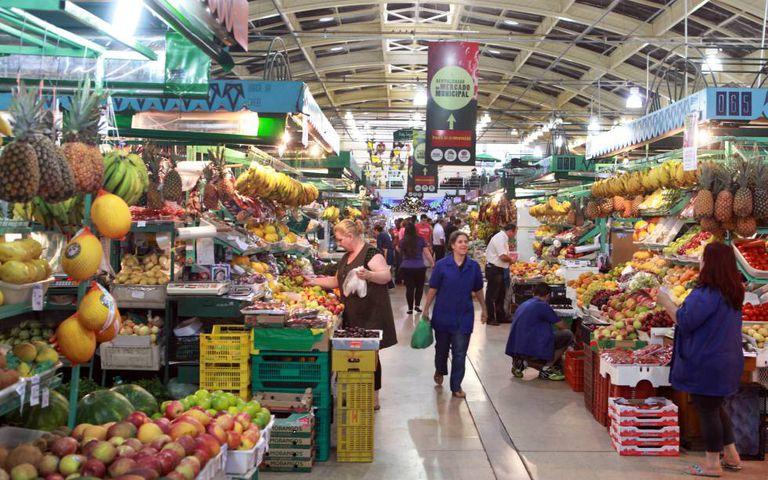 Mercado Municipal de Curitiba.
