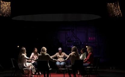 Cena do documentário 'Em nome de Deus', exibido pela Globo em 2020.