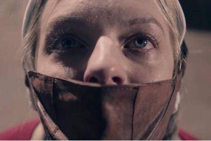Elisabeth Moss numa imagem do primeiro capítulo da segunda temporada de 'The Handmaid's Tale'