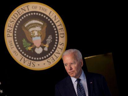 O presidente Joe Biden, em 2 de junho, em foto na Casa Branca.
