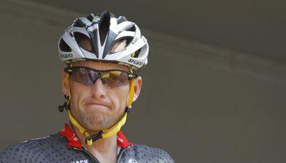 O ciclista Lance Armstrong, em foto de 2010.