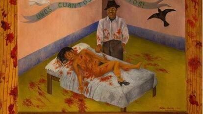 'Algumas furadinhas' (1935), que tem sua origem em uma notícia sobre um feminicídio ocorrido na Cidade do México.