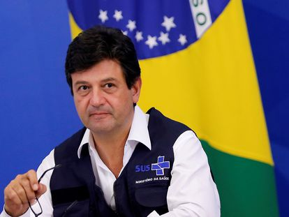 Luiz Henrique Mandetta, ministro da Saúde.