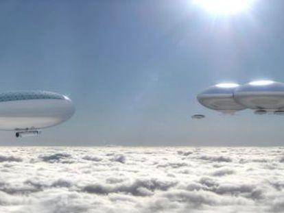 O plano da missão Havoc é usar a atmosfera densa do planeta como base para a exploração
