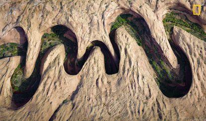 Canion de Utah, Estados Unidos.