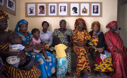 """A ONG La Liane escolheu esta data para inaugurar sua unidade de atendimento a vítimas de violência de gênero """"porque o 8 de março é um símbolo da liberação da mulher"""", explica a presidenta desta organização"""