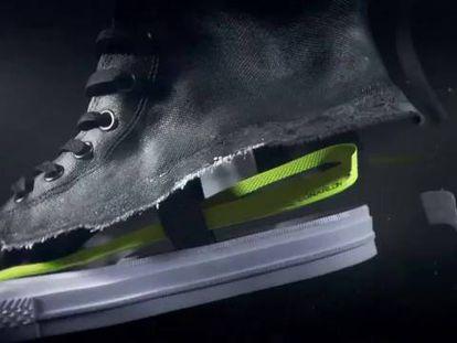 Nike atualiza o Converse All Star Chuck Taylor.