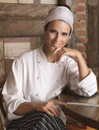 A chef do Maní, Helena Rizzo.