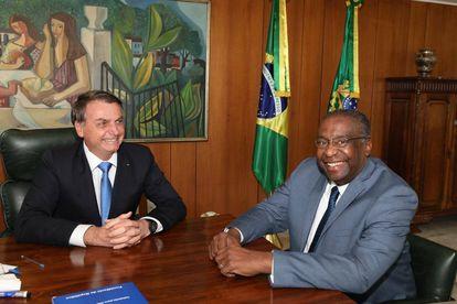 Novo ministro da Educação, Carlos Alberto Decotelli.