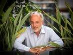 Barcelona, 07/07/2021. Entrevista a Stefano Mancuso, experto en plantas. (Foto: JUAN BARBOSA)