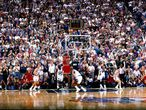 02/06/15 BALONCESTO NBA FINALES CLASICAS PARTIDO  Final 1998, Utah Jazz vs Chicago Bulls (2-4).  Michael Jordan.
