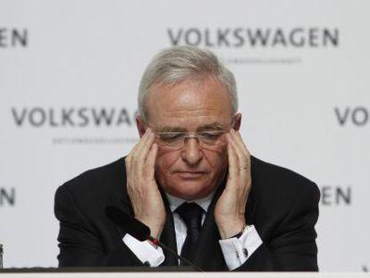 Martin Winterkorn, ex-CEO da Volkswagen