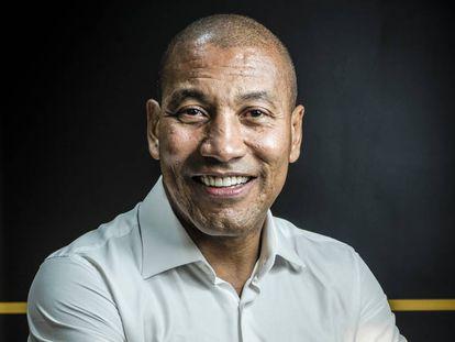 Mauro Silva, ex-jogador da seleção brasileira e do La Coruña.