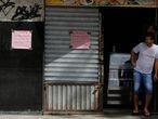 Rio de Janeiro tem o primeiro dia de comércio fechado por determinação da prefeitura