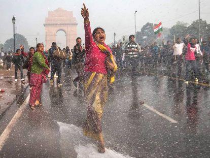 Um fotograma do documentário 'A filha da Índia'.