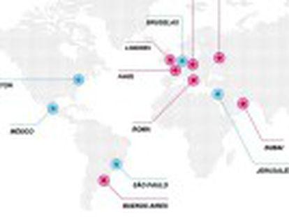 O jornal completa sua vocação global com o lançamento, pela primeira vez, de uma edição digital em português