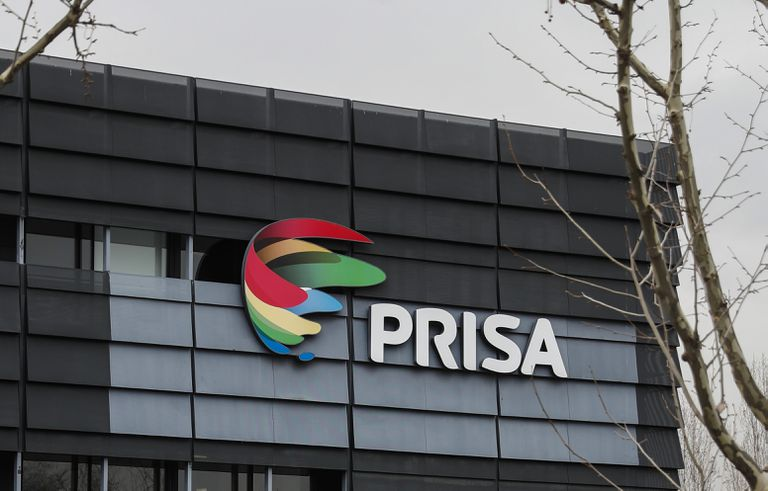 Sede da PRISA em Tres Cantos, na Espanha.