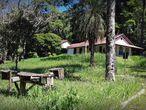 A Casa de Cabangu, residência natal do aviador Santos Dumont, fica na cidade que leva o nome dele na Zona da Mata mineira. Sem dinheiro para conservação e até mesmo para a capina da área externa, o museu corre risco de perder o maior acervo que se tem registro sobre a obra do inventor brasileiro.