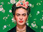 El cuadro de Frida Kahlo.