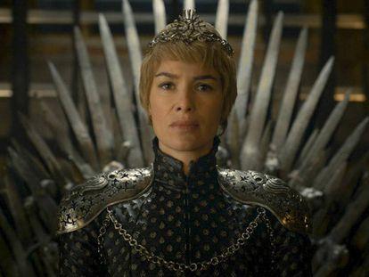 Rainha Cersei, na nova temporada da série