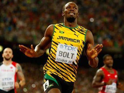 Usain Bolt conquista os 200m no Mundial e mantém seu 'reinado'