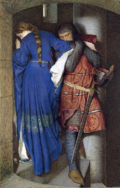 'Encontro na Torre', de Burton.