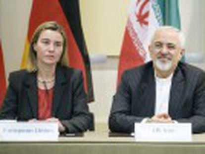 """Presidente iraniano anuncia que partes centrais do pacto foram acertadas. Vice-presidente dos EUA no Twitter  """"É um grande dia"""""""