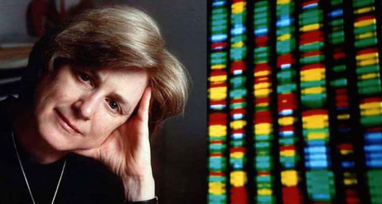 A geneticista Mary-Claire King.