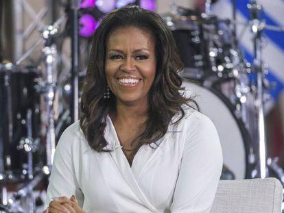 A ex-primeira-dama Michelle Obama.