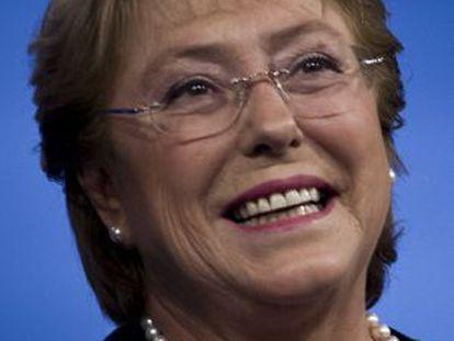 Bachelet chegou de novo ao poder em 11 de março.