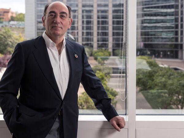 Ignacio Sanchez Galan, presidente de Iberdrola. Foto: Julian Rojas