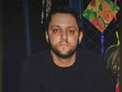 Jônatas Lima Nascimento, de 36 anos, faleceu em Brumadinho.