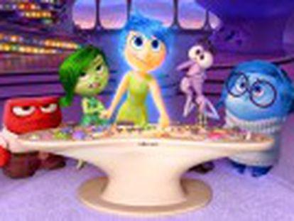 Filme da Disney, lançado neste ano, contou com assessores científicos para representar o modo em que funcionam as emoções
