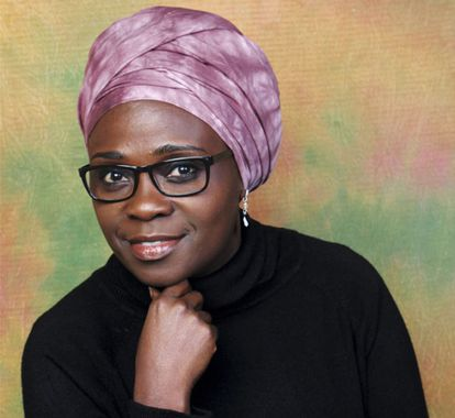 Jennifer Nansubuga homenageia sua tradição oral.