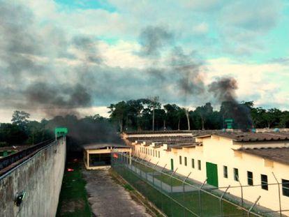 O Compaj, em Manaus.
