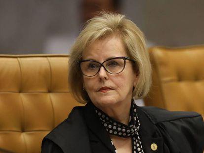 Ministra Rosa Weber votou contra 'habeas corpus' para Lula.