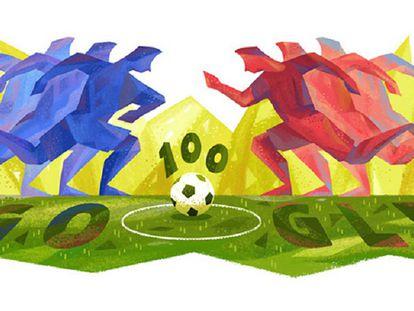 A Copa América 2016 também se joga no Google