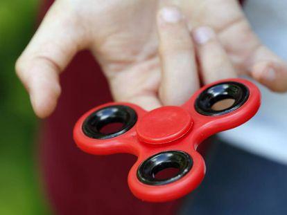 Só na primeira semana de maio as vendas de 'spinners' na Espanha se multiplicaram por quatro em relação ao mês de fevereiro.
