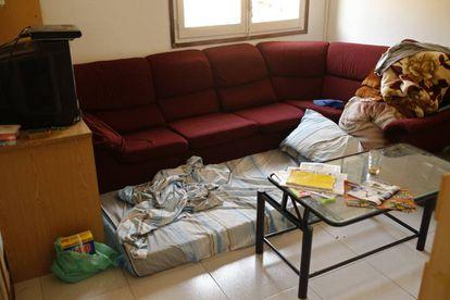 Imagem do apartamento de Abdelbaki Es Satty em Ripoll.