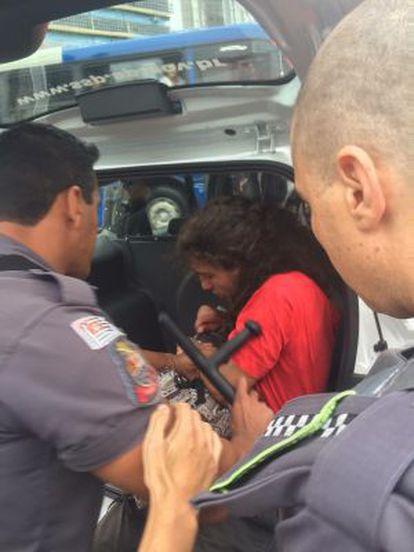 Estudante de 16 anos é detido nesta quarta-feira em São Paulo.