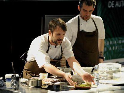 O chef dinamarquês René Redzepi, um dos cozinheiros que assinaram o Manifesto de Lima.