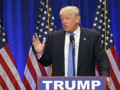 Republicano retoma teorias conspiratórias sobre Obama e reitera promessa de proibir a entrada de muçulmanos no país