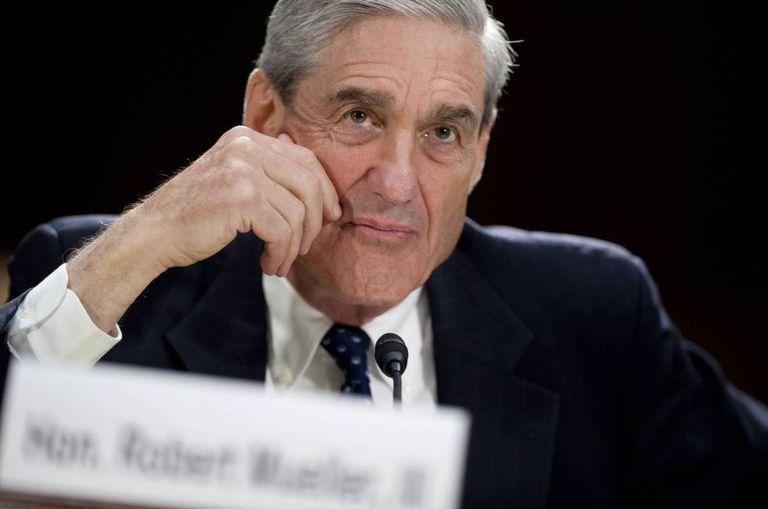 O promotor especial, Robert Mueller, em 2013 quando ainda era diretor do FBI.