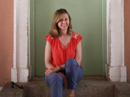 Elena Paredes, 41 anos