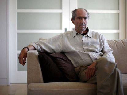 Philip Roth em Nova York em 2010