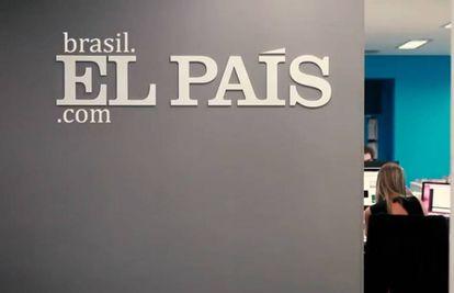Redação do EL PAÍS Brasil, em São Paulo.