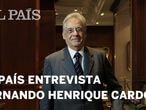 EL PAÍS entrevista Fernando Henrique Cardoso. Assista.
