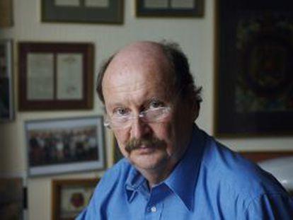 O investigador das pseudociências Edzar Ernst.